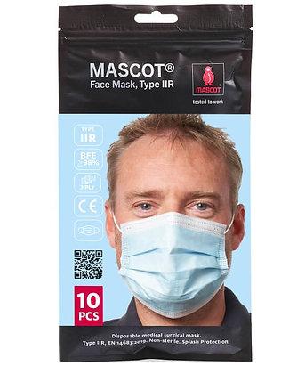 Pack de 10 mascarillas tipo IIR 20950-921-71 | MASCOT® COMPLETE