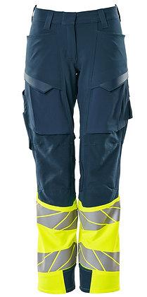 Pantalón de trabajo de mujer 19178-711 | MASCOT® ACCELERATE SAFE