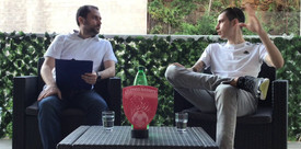 27/05/20 - La terrazza del calcio - Enrico Ghera