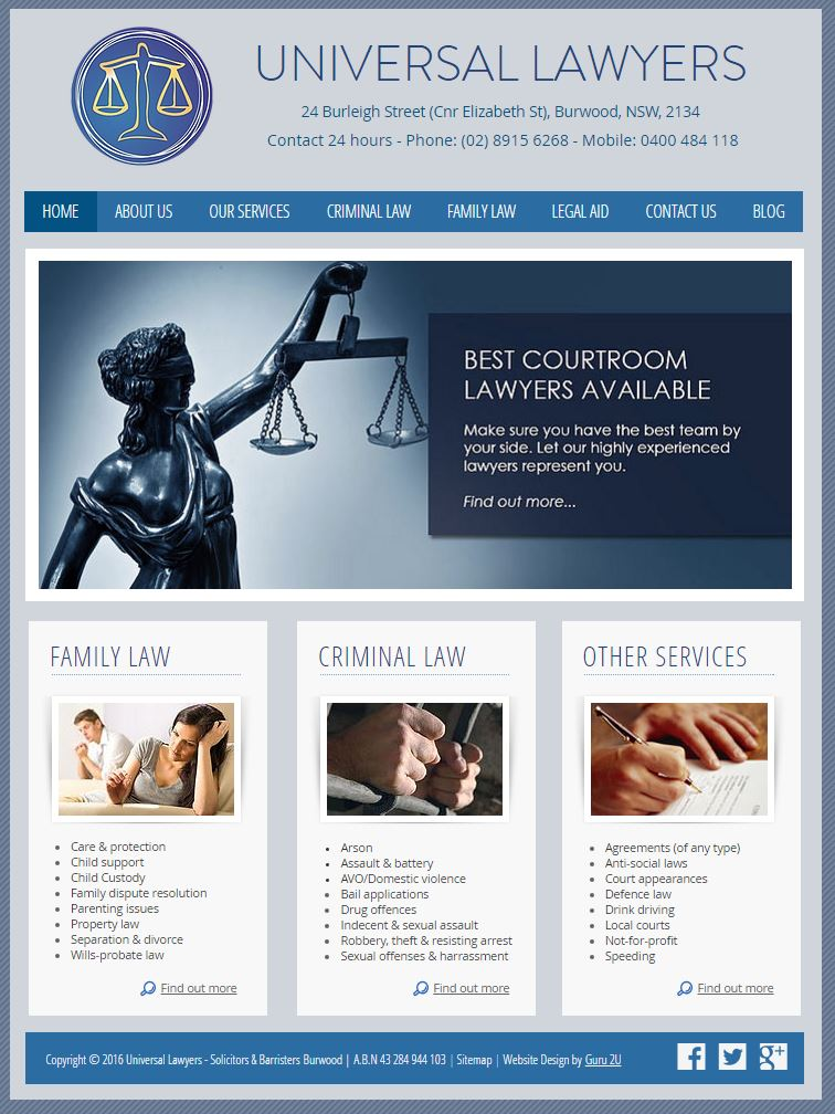 Universal-Lawyers_Website