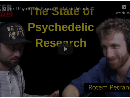 The State of Psychedelic Research