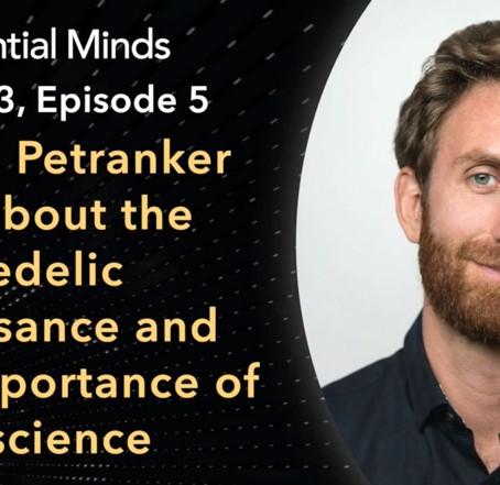 Mental health crisis. Psychedelic renaissance. Open science.