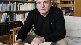 Arturo Leyte recibe el premio Franco Volpi 2019