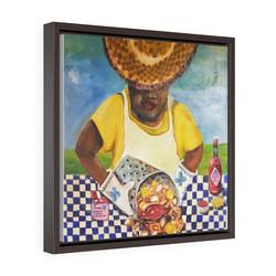 mama-nicks-lowcountry-boil-premium-gallery-wrap-canvas-print