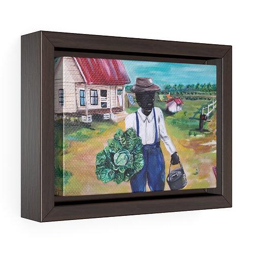 Cabbage Premium Gallery Wrap Canvas