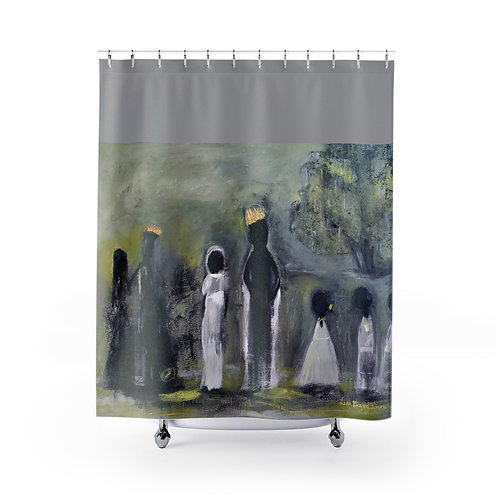Family First Shower Curtains