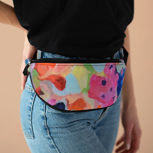 Lisa's Funfetti Fanny Pack