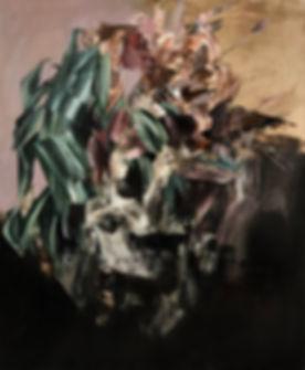Vain Exterior 2019 Oil on canvas 50 x 60