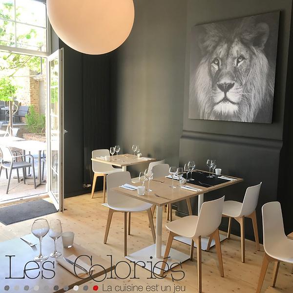 salle restaurant Les Coloriés à Oleye