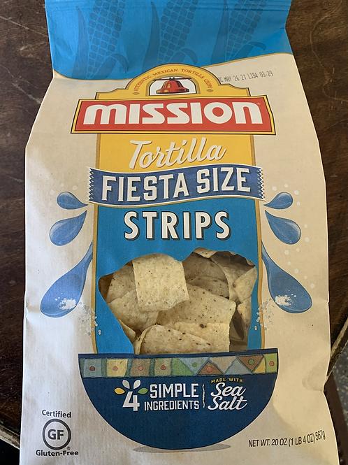 Tortilla Chips (Mission)