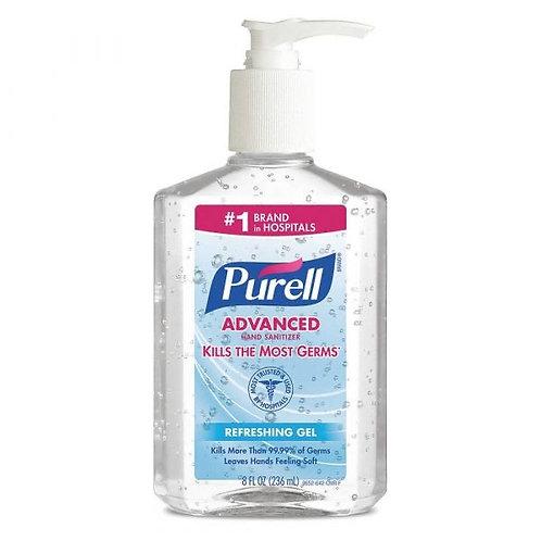 Hand Sanitizer (Purell)