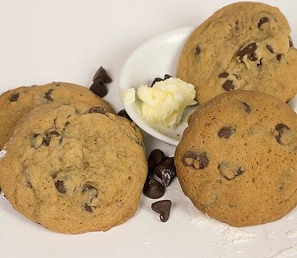 Santa Barbara Cookies