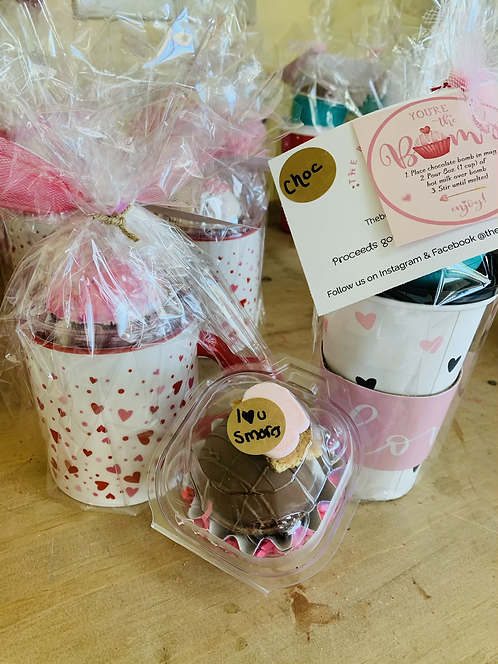 Hot Chocolate Bombs (assorted flavors)