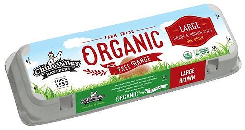 Eggs, Organic
