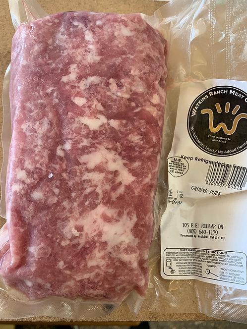 Ground Pork {Watkins} (per lb)