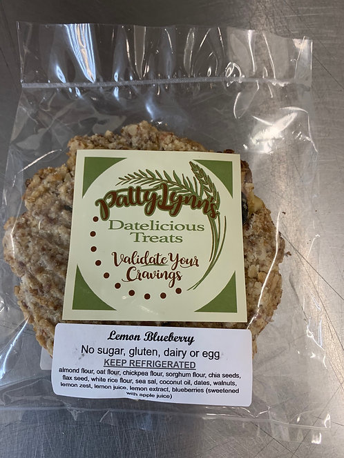 Datelicious Cookies