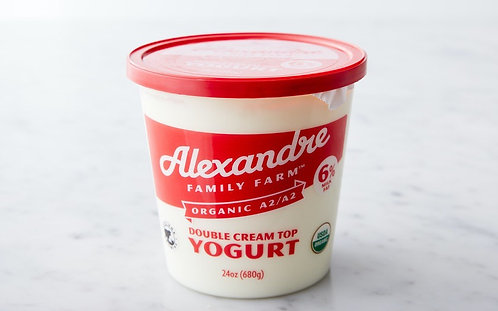 Yogurt (Alexandre Farms)