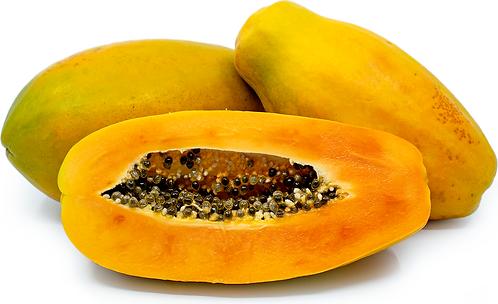 Papaya (per lb)