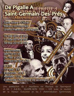 De Pigalle à St-Germain