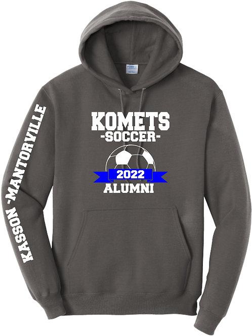 2022 Girls Soccer Alumni Hoodie