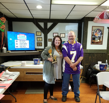 2nd Place Chili Cookoff Winner!