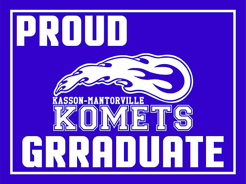 Graduation Yard Signs #5