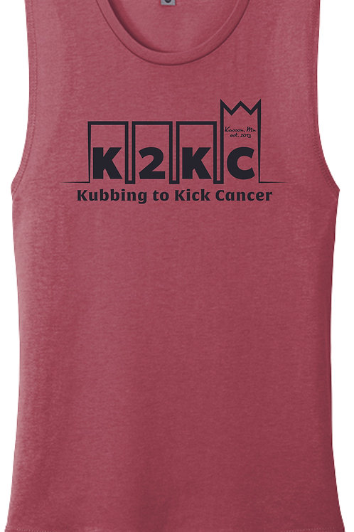Kubb 2021  Next Level ™ Women's Festival Muscle Tank