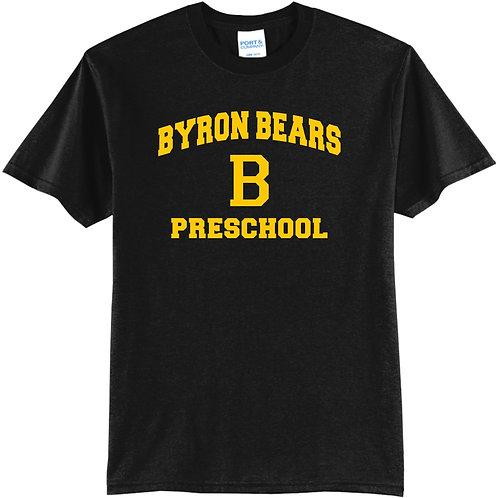 Byron Bears Class of Preschool T-Shirt Short Sleeve