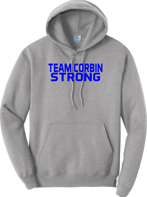 Corbin Strong  Relay for Life Hoodie