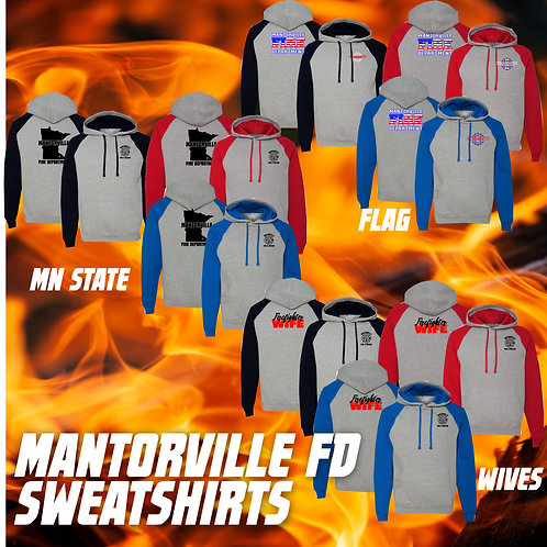 Mantorville Fire and Rescue Hoodie
