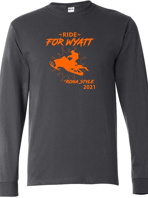 Ride for Wyatt T-Shirts and Hoodies
