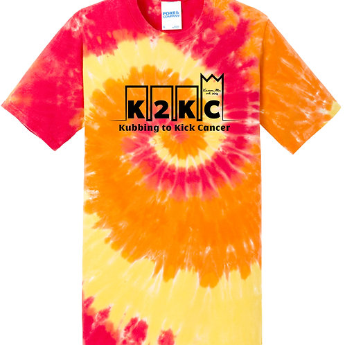 Kubb 2021 Colorfully Cool, and Groovy T-Shirt