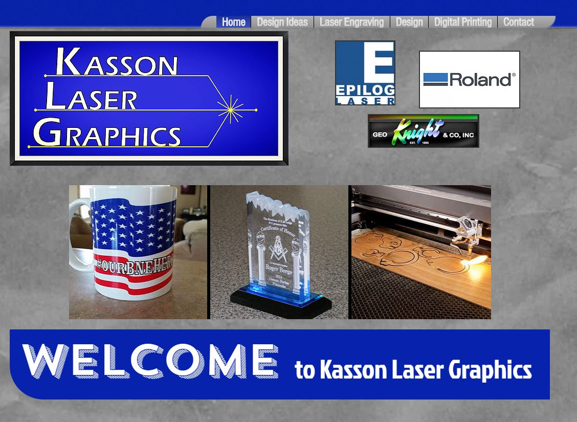 Kasson Laser Graphics