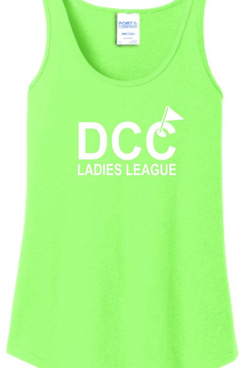 LPC54TT Port & Company® Ladies Core Cotton Tank Top