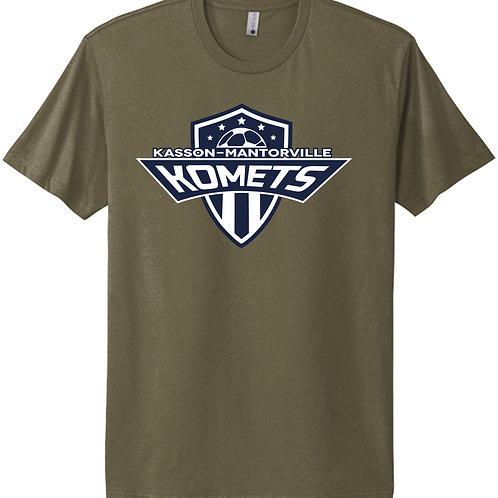 KM Boys Soccer T-Shirt 21