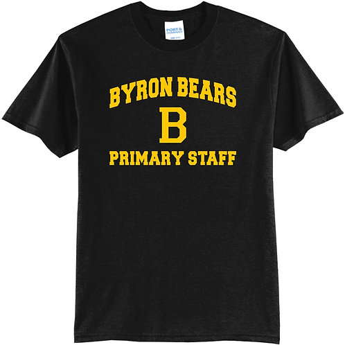 Byron Bears Class of Primary Staff T-Shirt Short Sleeve
