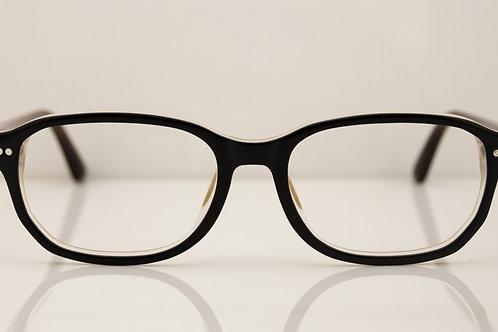 50/50 Eyewear with Buffalo Horn Temples