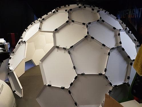 Full Dome man cave kit