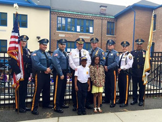CHIEF FOR A DAY HONORING KYLE W. BURRELL