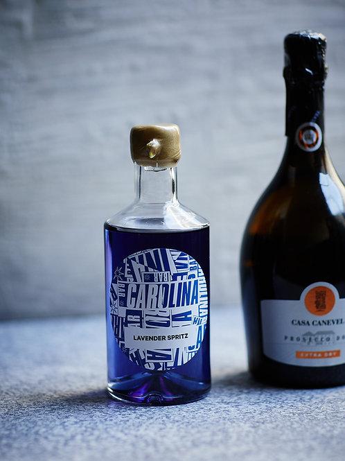 Lavender Spritz + Prosecco