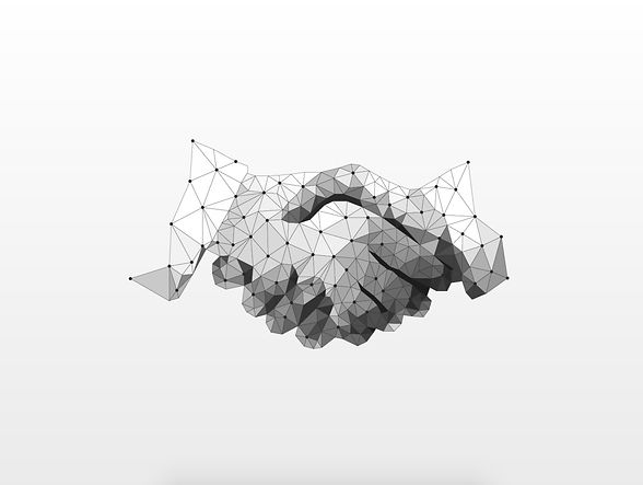 Marketing Partner Handshake