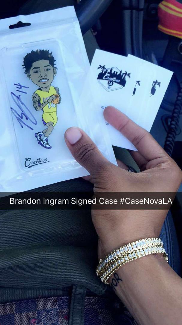 Brandon Ingram