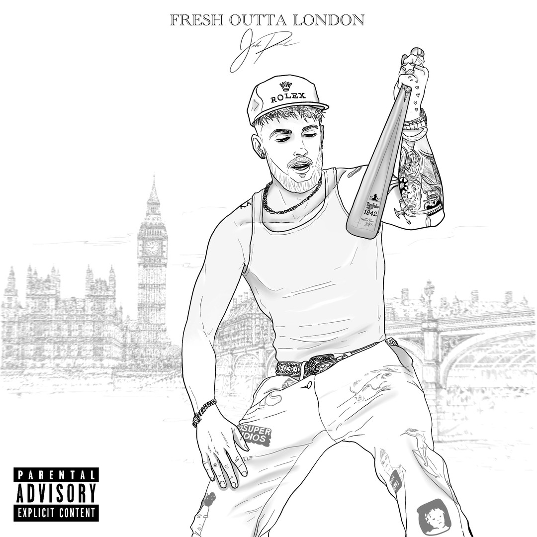 "Jake Paul ""Fresh Out Of London"""