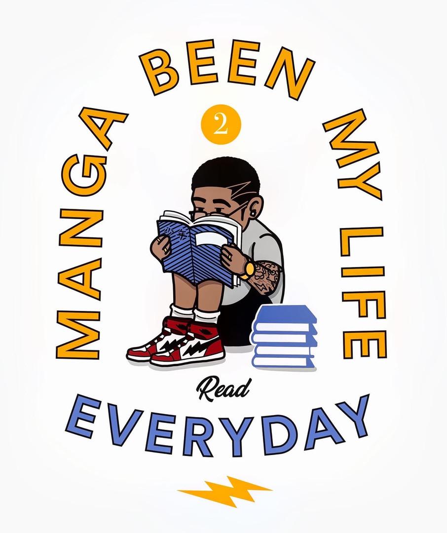 Manga is my Life