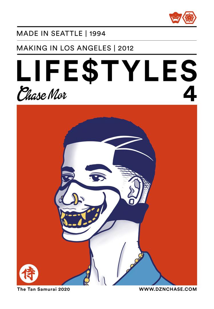 ChaseMor Stamp