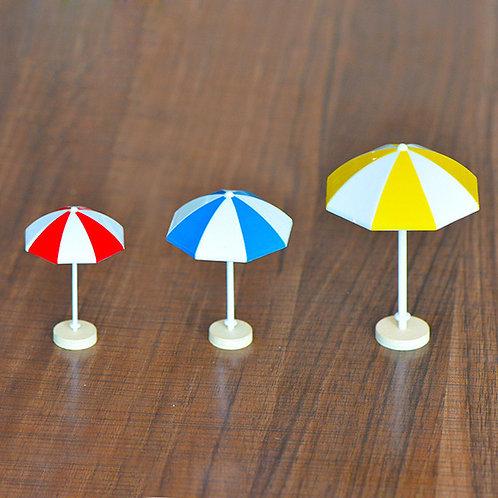 Renkli Şemsiye