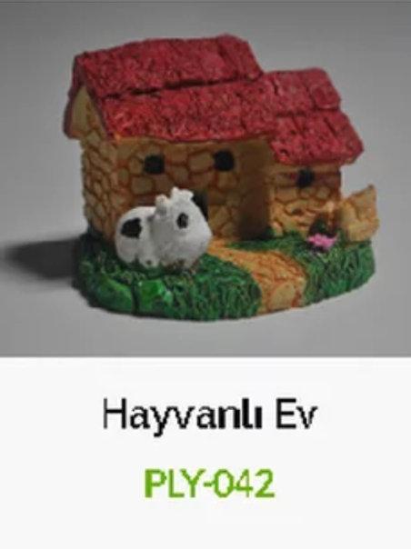 Hayvanlı Ev