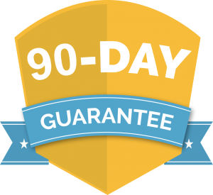 90-day Replacement Guarantee