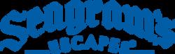 Seagrams - logo  - Dervla Trainor