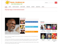 Tamilcinema Website